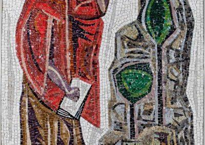 nedo-del-bene--mosaico-le-tre-fiere